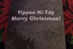 2016: Yippee Ki-Yay